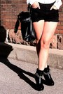 Black-studded-boots-no-name-boots-black-wholesale-hat-black-thrifted-bag
