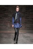 rag & bone sweater - rag & bone scarf - rag & bone blouse - rag & bone skirt - r