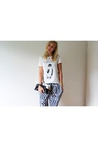 Lovelywholesale shirt - Lovelywholesale bag - Lovelywholesale pants