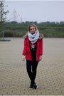 Black-yesstyle-shoes-ruby-red-yesstyle-coat-wibra-jeans