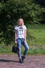 Black-cut-out-boots-choies-shoes-light-blue-we-fashion-jeans