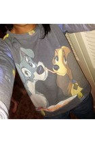 heather gray Rue 21 sweatshirt