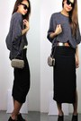 Heather-gray-2amstyles-purse-black-2amstyles-belt-black-2amstyles-skirt