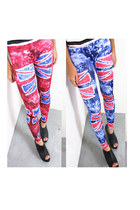 red flag 2amstyles leggings