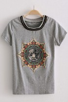 charcoal gray 2amstyles t-shirt