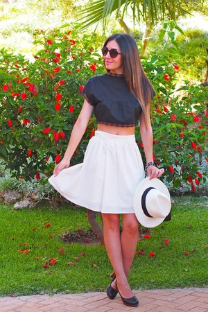 black El Ganso skirt