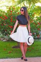 black El Ganso skirt