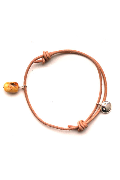 silver 3 Wind Knots bracelet
