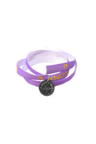 Sagittarius zodiac sign purple wristband