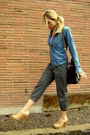 Steve-madden-clogs-ralph-lauren-shirt-old-navy-pants-capezio-bag