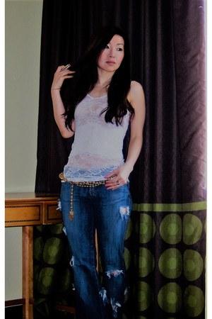 navy hydraulics jeans