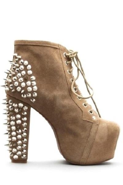 jeffrey campbell lita spike boots