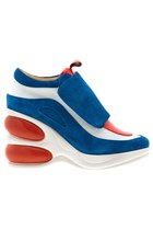 Jeffrey Campbell Moby - Blue/Red