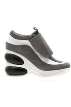 Jeffrey Campbell Moby - Grey/Black