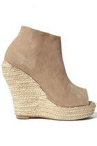 JEFFREY CAMPBELL TICK ESP - TAUPE