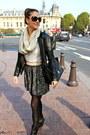 Massimo-baldi-boots-danier-jacket-cashmere-sweater-celine-bag