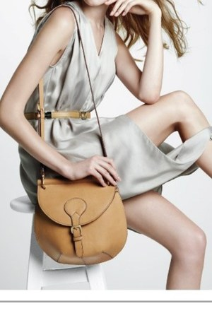 Charles & Keith dress - Charles & Keith bag - Charles & Keith belt