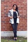 Black-aztec-oasap-cardigan