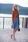 Violet-stradivarius-dress