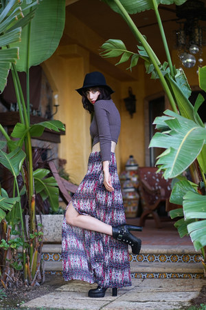 skirt lucca couture skirt