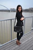 Stradivarius blazer - Primark shoes - Stradivarius jeans - Primark bag