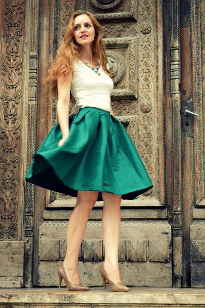 She Inside skirt - Pimkie top