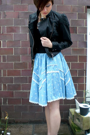 Dorothy Perkins jacket - vintage skirt