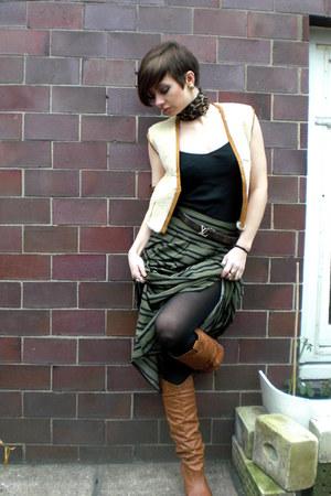 maxi skirt H&M skirt