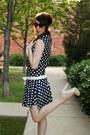 Vintage-dress-guess-heels