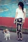 Target-pants-zara-heels