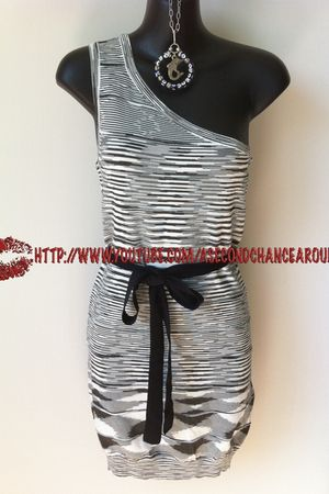black Do & Be dress - black Do & Be belt