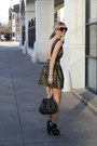 Tory-burch-boots-lamb-dress-prada-sunglasses