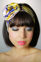 silk headwrap Kristin Perry accessories