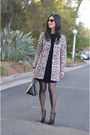 Navy-h-m-dress-black-nordstrom-tights-black-louis-vuitton-bag