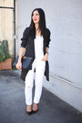 White-dailylook-jeans-black-sheinside-blazer-black-marc-by-marc-jacobs-bag
