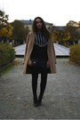 Camel-mango-coat-black-leather-zara-bag-black-zara-sweatshirt