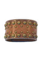 Leather-studs-accessory-foundry-bracelet