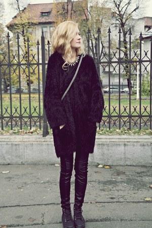 Zara sweater - calvin klein bag