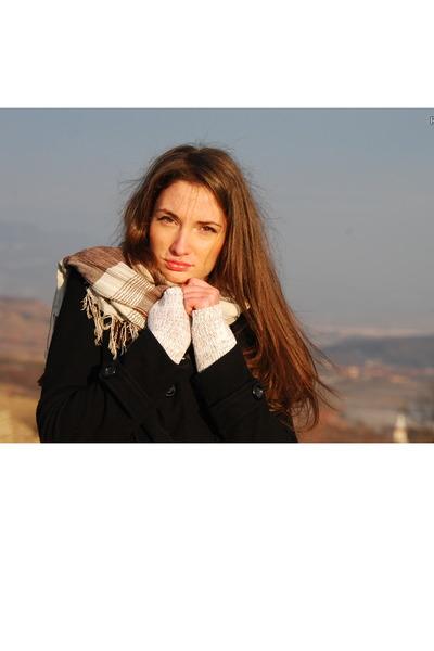 tan bumbac Bershka scarf