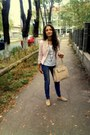 Beige-shoes-peach-bumbac-bershka-coat-beige-woman-bag