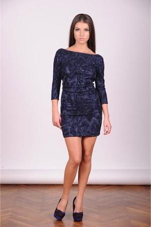 Zara dress - Leonardo heels
