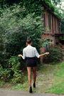 Black-new-look-shoes-black-h-m-skirt-blue-h-m-blouse-brown-panties-black