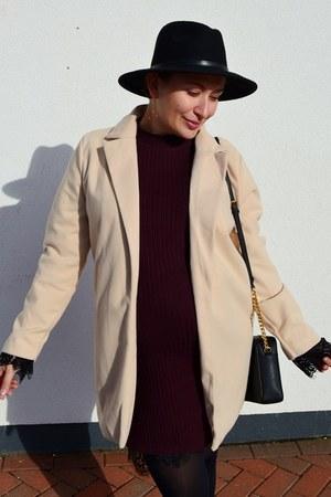 beige Rosegal blazer