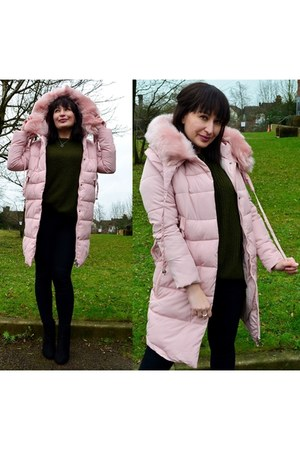 sammydress jacket - new look shoes - Topshop sweater