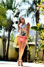 Lime-green-forum-bag-hot-pink-mofficer-shorts-light-blue-zara-sunglasses