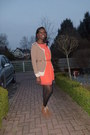 Primark-dress-promod-cardigan