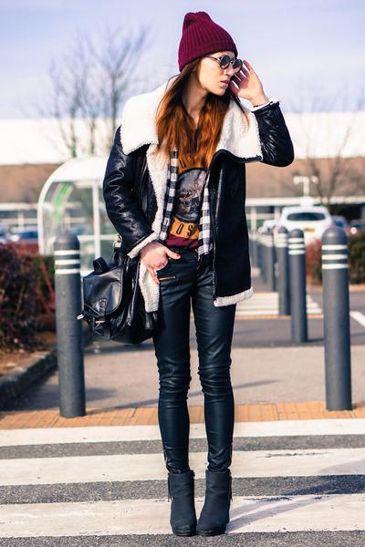 clothingloves jacket - Primark pants
