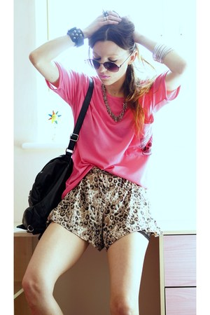Matalan shorts - nowistylejp top