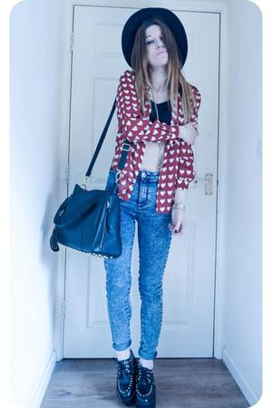Primark jeans - shirt
