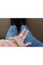Primark-jeans-black-oasapcom-hat-pink-romwecom-cardigan-bornpretty-ring